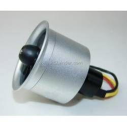 EDF Ducted Fan RC Lander DPS 40mm (8 blade) / 3S 8000Kv