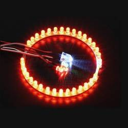 Navigation Lights + Afterburner LED Ring for 70mm EDF