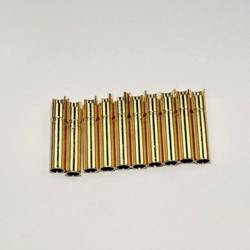 4mm Gold Plug Female Long (10 units)
