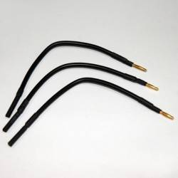 Motor Extension 16 AWG 1.32mm² Silicon Wires (10cm)