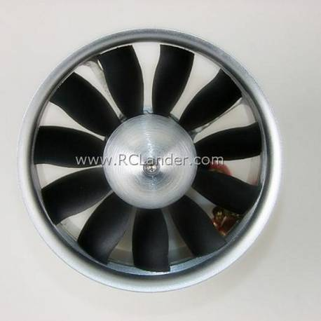 EDF Ducted Fan RC Lander DPS 90mm (11 blade) / 6S 1700Kv (out-runner)