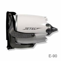 Mig Flight JETEC E-90 retractable Ducted Fan 90mm System