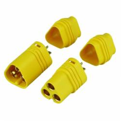 3,5mm MT60 Connector Male/Female (1 pair)