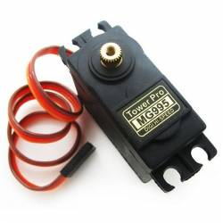 Tower Pro MG995 13kg/0.13s 60g standard servo Digital