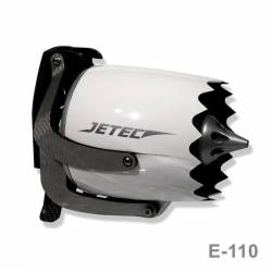 Turbine Mig Flight JETEC E-110 mm retractable pour Planeur