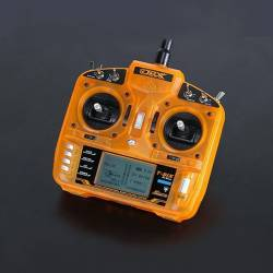 Radio OrangeRx T-Six 2.4GHz Mode 2 (6 voies) compatible DSM2