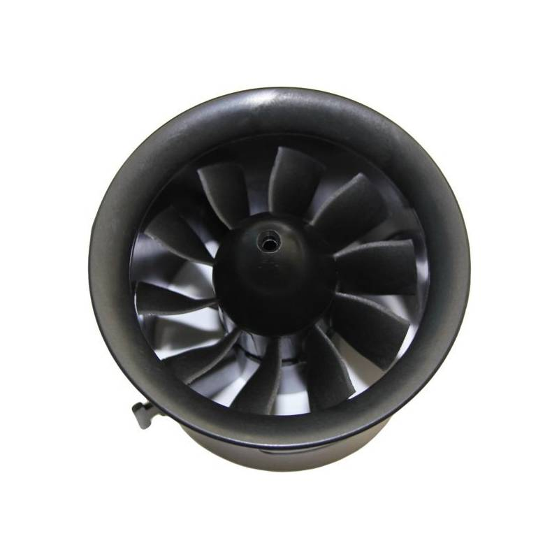 10 Blade High Performance 70mm Edf Ducted Fan Unit
