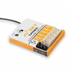 FrSky TFR6M 6CH compatible Fasst Futaba Micro Receiver
