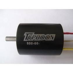 Typhoon HET EDF 800-60 Motor 50mm 830Kv