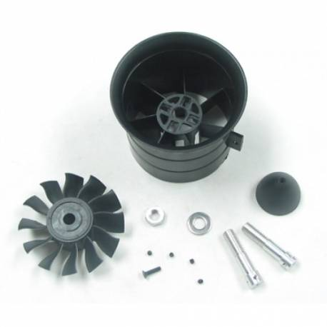Changesun / XRP 12 Blade 70mm EDF Ducted Fan V2 (adapt. 3,17 and 4mm)