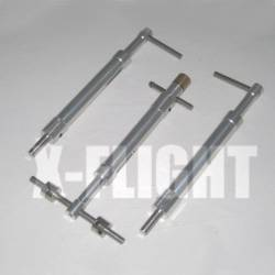XZ-60 90mm Metal Oleo Struts  (incl. single nose strut)