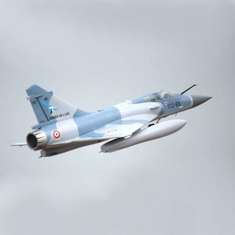 Freewing Mirage 2000 80mm Jet PNP (armée de l'air)