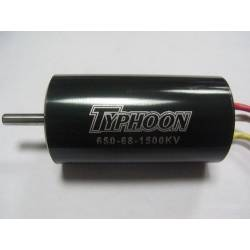 Typhoon HET EDF 650-68 Motor 36mm 1500Kv