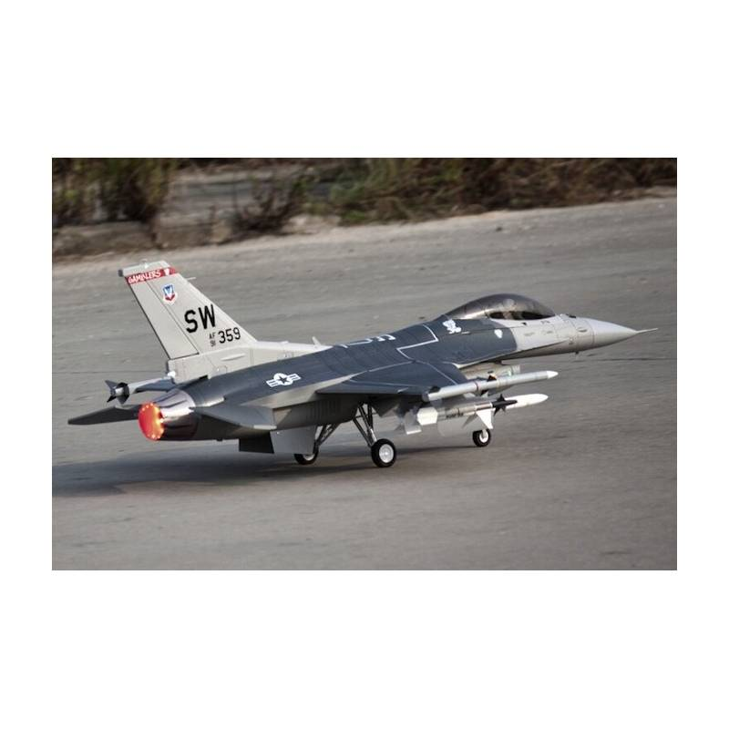 Freewing F 16 90mm EDF PNP DELUXE Afterburner Turbines RC Web
