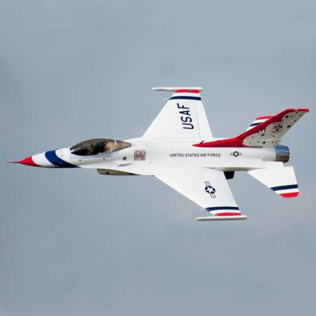 Freewing F-16 90mm EDF PNP DELUXE (Afterburner) (Thunderbirds)