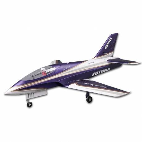 FMS Futura 80mm Jet PNP (Purple)