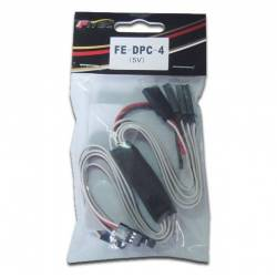 Direct Power Supply Connector with BEC X 4