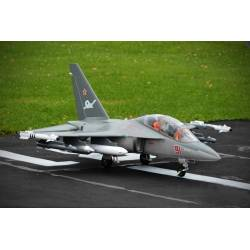 Freewing Yak-130 Super Scale 90mm Jet PNP 6S (Gris)