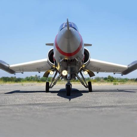 Freewing F-104 Starfighter 90mm Jet PNP (3 axis gyro) (Silver USA)