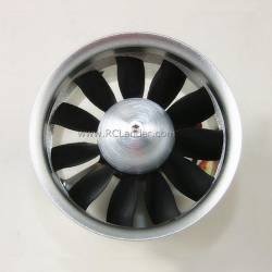EDF Ducted Fan RC Lander 70mm (11 blade) / 6S 1900Kv (out-runner)(CW)
