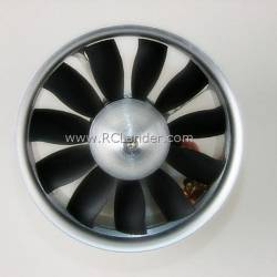 EDF Ducted Fan RC Lander DPS 90mm (11 blade) / 8S 1400Kv (out-runner)(CW)