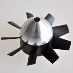 Rotor Turbine Wemotec Mini Fan evo 70mm (9 pales)