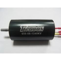 Typhoon HET EDF 650-68 Motor 36mm 1340Kv