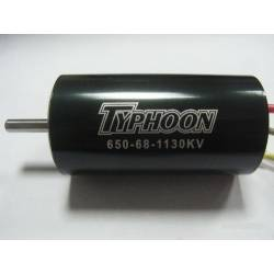 Typhoon HET EDF 650-68 Motor 36mm 1130Kv