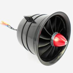Changesun XRP 13 Blade 70mm EDF Ducted Fan + 2800Kv XRP Motor 4S