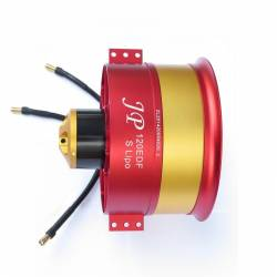 EDF Ducted Fan JP Hobby 120mm + motor 18s 510Kv + 200A ESC