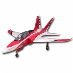 FMS Super Scorpion 90mm Jet PNP 6S (Rouge)