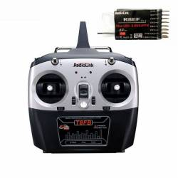 Radio Radiolink T8FB Mode 1 (8 channels) + R8EF Receiver
