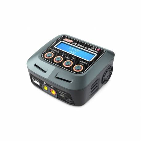 Chargeur SkyRC S60 60W 100-240V (2-4s 6A)