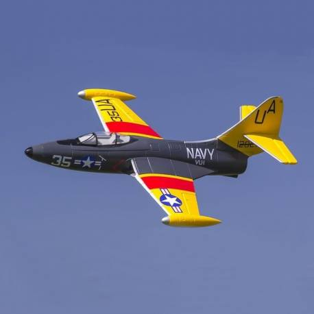 Freewing F-9F Panther 64mm Jet PNP 3S