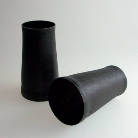 Thrust tube for 70mm EDF unit 8 cm long