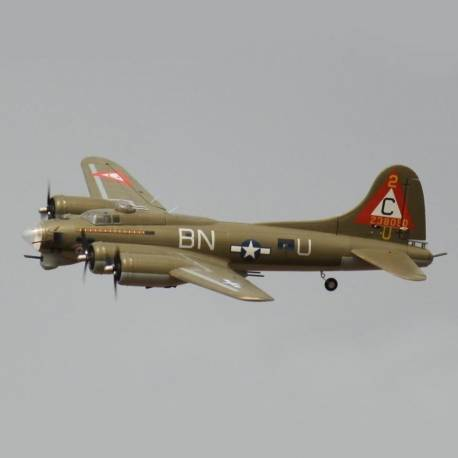 Freewing FlightLine B-17 Flying Fortress 1600mm PNP (Vert)