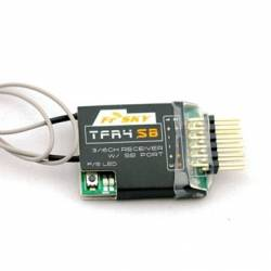 FrSky TFR4 SB 3/16ch 2.4Ghz S.BUS Receiver FASST Futaba Compatible (with RSSI & SB ports)
