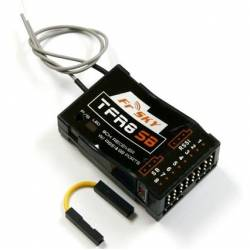 FrSky TFR8 SB 8ch compatible Fasst Futaba Receiver