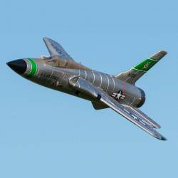 Freewing F-105 Thunderchief 64mm Jet PNP 3S