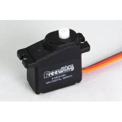 Freewing 9g MD31091R-300 Inversed Servo (300mm lead)