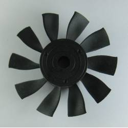 Rotor Turbine EDF Changesun / XRP 70mm 10 Pales (toutes versions)