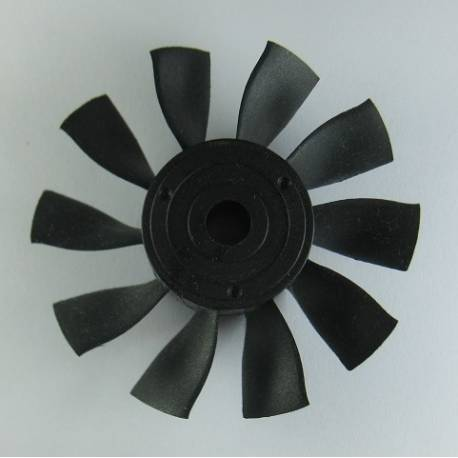 Changesun / XRP 10 Blade 70mm EDF Ducted Fan Rotor