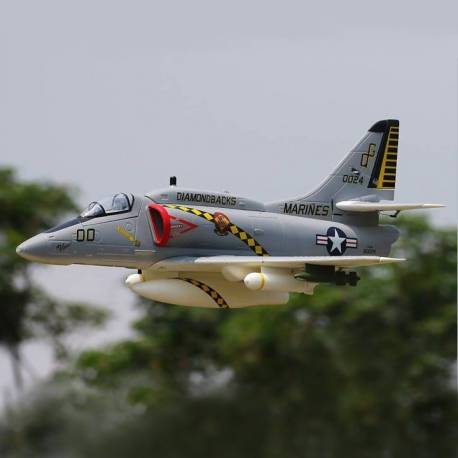 Sky Flight Hobby A-4 Skyhawk 70mm Jet PNP