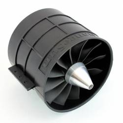 Turbine EDF Changesun 120mm 12 Pales (adapt. 8mm)