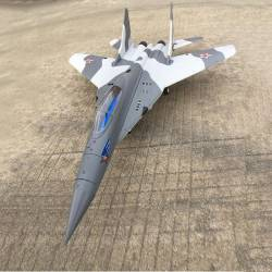 Sky Flight Hobby Mig-29 Mini 2x30mm PNP (Gris)